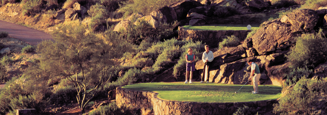 Arizona Grand Resort Hole 17