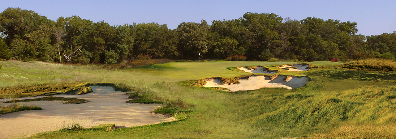 Shawnee Country Club Hole 16 Conceptual Rendering