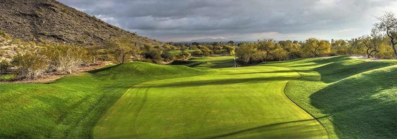 Arizona Grand Resort Hole 13