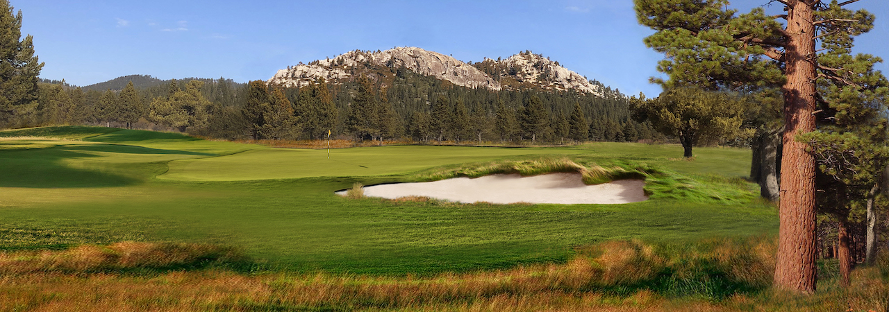 Lake Tahoe Golf Course (concept)